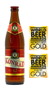 Konrad World Beer Award