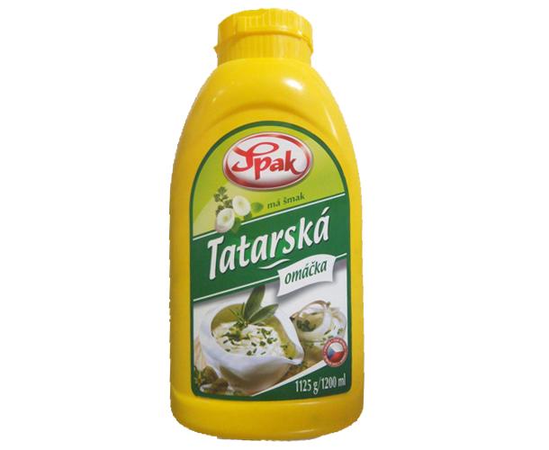 Tatarska Αγγουρομαγιονέζα