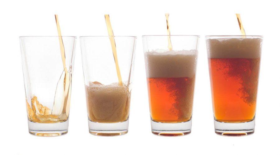 Σερβίρισμα Μπύρας