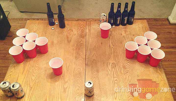 Beer Pong (Video)